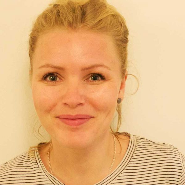 Kropsterapeut Michelle Madsen