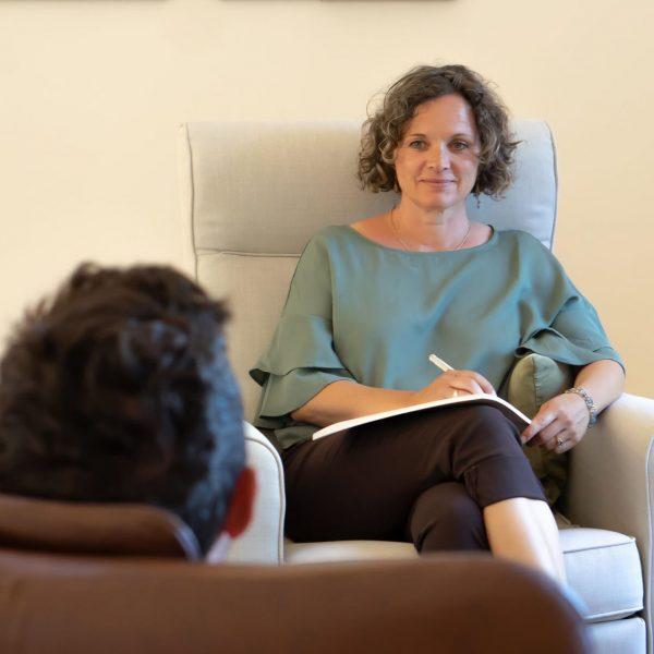 Samtaleterapi med Psykolog Pernille Andrés Blidsøe